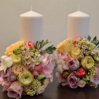 glam-wedding-candels